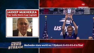 Tennis News : Daniil Medvedev wins US Open, denies Djokovic history