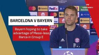 Football News : Nagelsmann - Barca still dangerous, without Messi