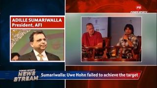 Sports News : AFI President Adille Sumariwalla on removing Javelin coach Uwe Hohn