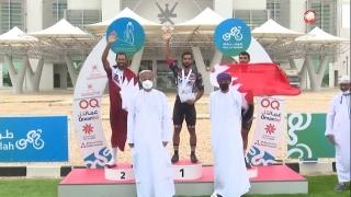 Cycling News : Khaled Mayouf wins final stage, Jaber Hussain Al Mansoori wins Tour of Salalah